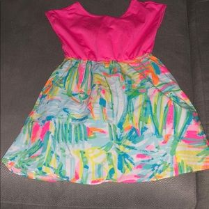 Illy Pulitzer toddler dress